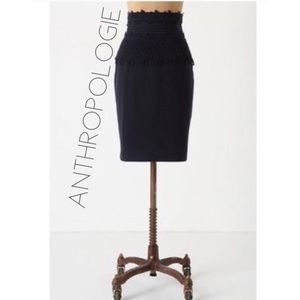 Anthro Girls from Savoy high waist pencil skirt 4